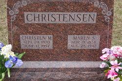 Christen M. Christensen