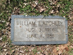 William T Atchley
