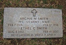 Archie M Smith
