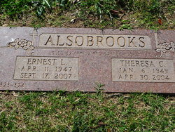 "Theresa ""Rita"" <I>Mueller</I> Alsobrooks"