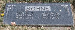 Martin S Bohne, Sr