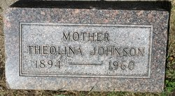 Theolina Johnson