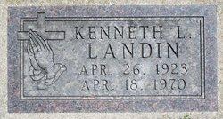 Kenneth L Landin