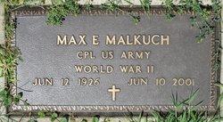 Max Edwin Malkuch