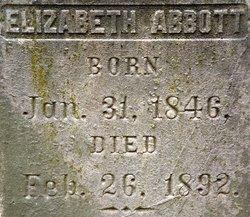 """Elizabeth """"Betty"""" <I>Gies</I> Abbott"""