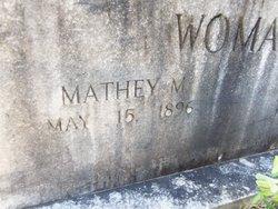 Matthew W Womack