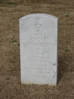 John C Derrington, II