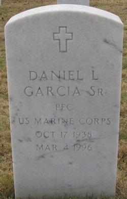 Daniel L Garcia, Sr