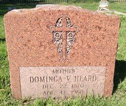 Dominga V. Heard