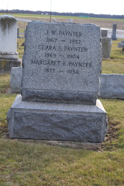 Clara S Paynter