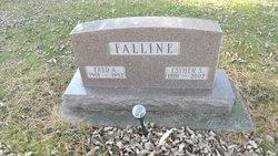 Esther S <I>Peterson</I> Falline