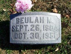 Beulah Mae <I>Hutcherson</I> Krieg