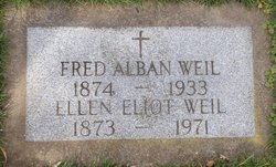 """Ellen Smith """"Nellie"""" <I>Eliot</I> Weil"""