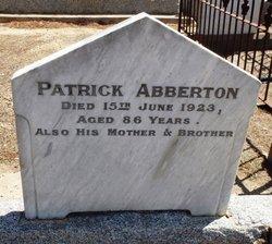 Patrick Abberton