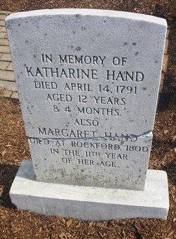 Margaret Hand