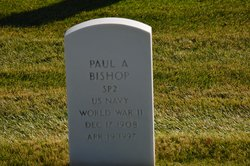 Paul A Bishop
