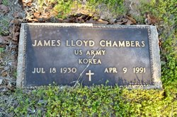 James Lloyd Chambers