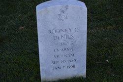 Rodney C Denius