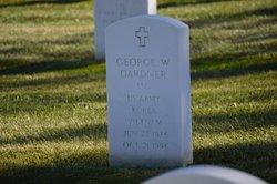 George W Gardner