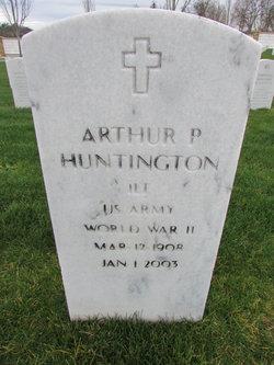 Arthur Paul Huntington