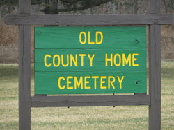 Old County Home Cemetery