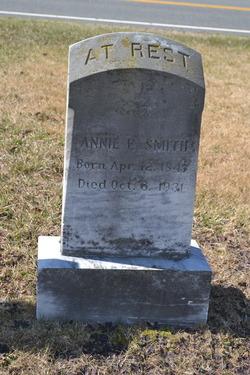 Annie E Smith