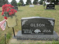 Franklin Lewis Olson