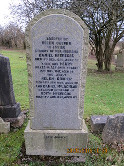 Private Henry Couper McGregor