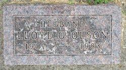 Lloyd O Olson