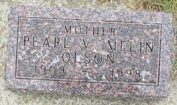 Pearl V Olson