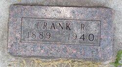 Frank R Bluhm