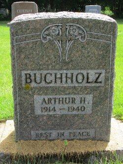 Arthur H Buchholz