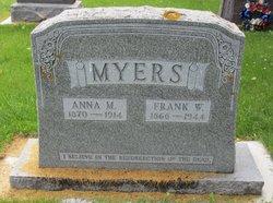 Anna M Myers