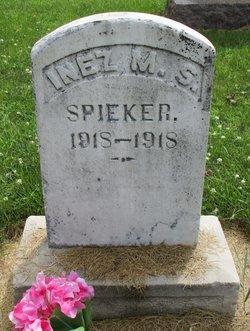 Inez M S Spieker