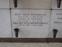 Rose A. Boudreaux