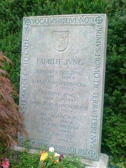 """Johanna Gertrude """"Trudi"""" Jung"""