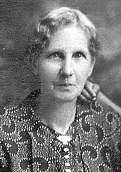 Edith Jane <I>Robinson</I> Brown