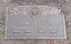 "Domenick William ""Donald"" Montrees"