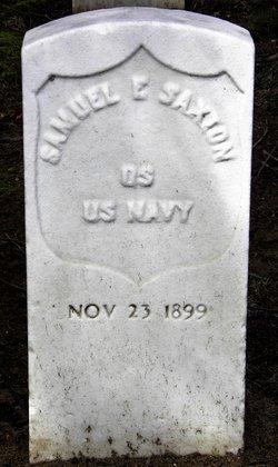 Samuel E. Saxton