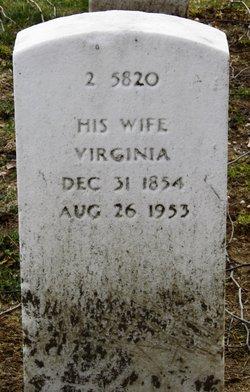 Virginia Saxton