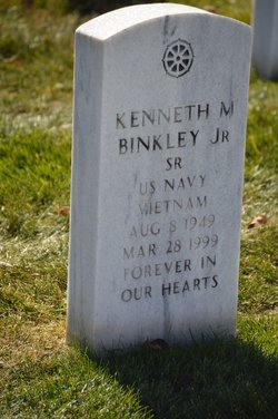 Kenneth McCoy Binkley, Jr