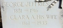 Clara A <I>Sherman</I> Jeffries