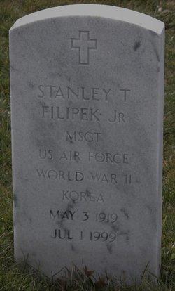 Stanley T Filipek, Jr