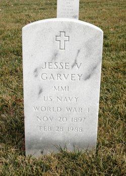 Jesse V Garvey