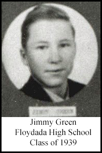 "James William ""Jimmy"" Green"
