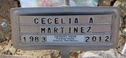 Cecelia Ann <I>Jim</I> Martinez