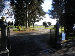 West Auckland Cemetery