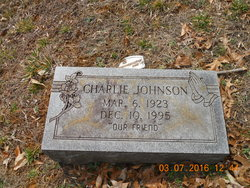 Charlie Johnson