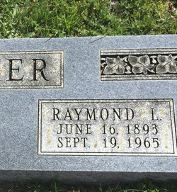 Raymond Leslie Walker