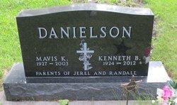 Mavis K Danielson